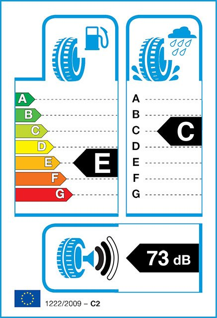 CONTINENTAL VancoWinter 2-225//70//15 112R Transporter E//C//73dB Winterreifen